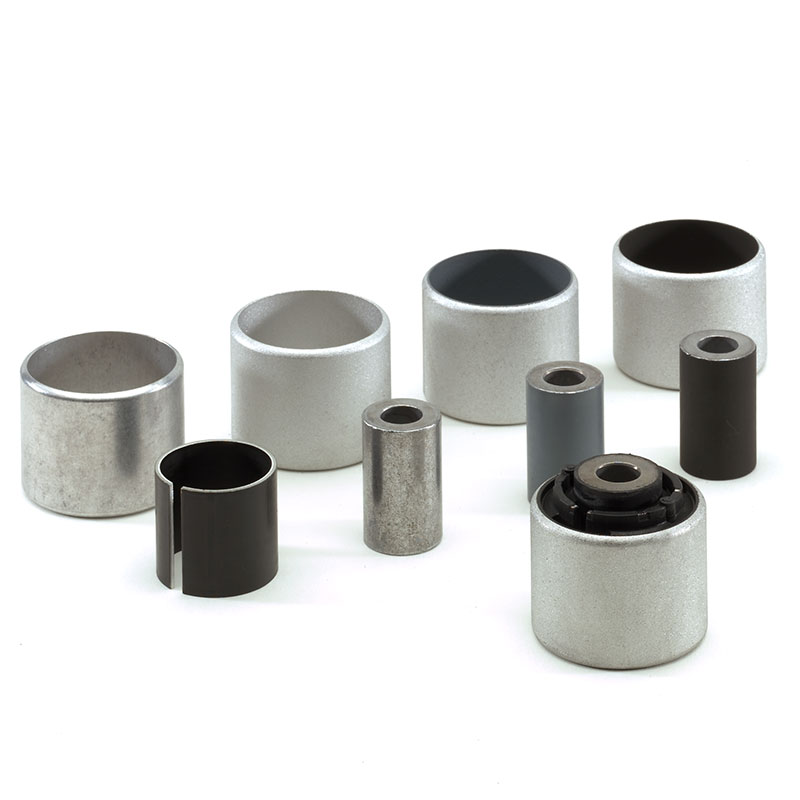 Examples of rubber metal coating